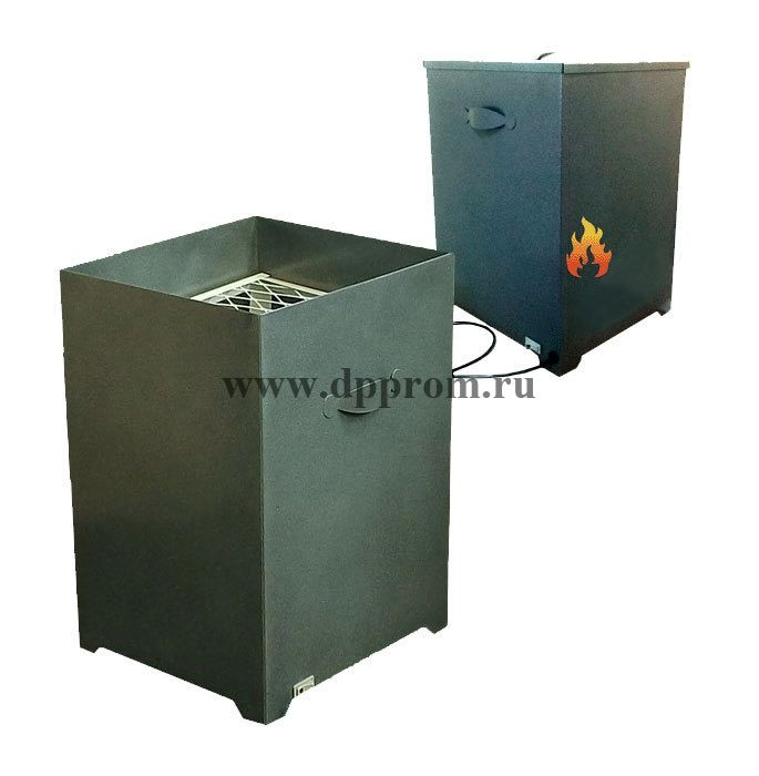 Коптильня ДПП-Электро-К1