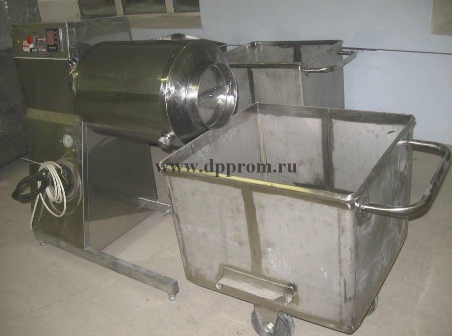 Мясомассажер ДПП-80М - фото 38711
