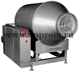 Вакуумный мясомассажер PEKMONT (Польша) MP2300 - фото 38760
