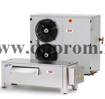 MAJA Льдогенератор RVH 2500 LT - фото 38854