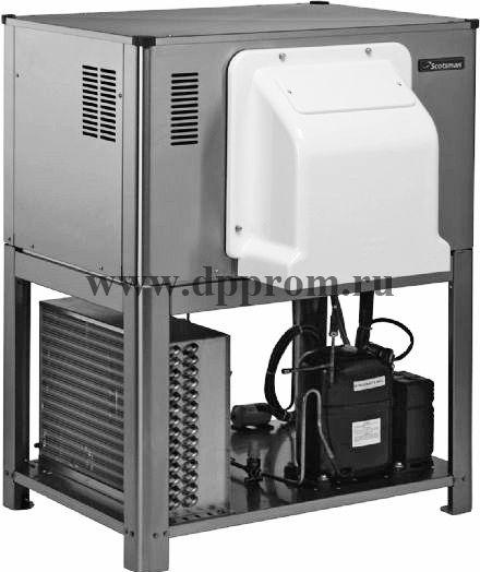 Льдогенератор чешуйчатого льда Scotsman MAR 56 WS - фото 38957