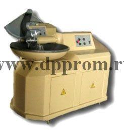 Куттер ДПП-50 (50 литров, 6-ти ножевой) - фото 39320