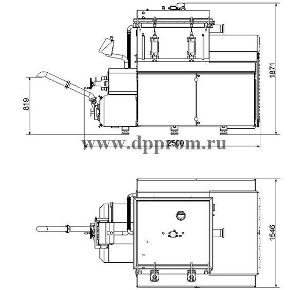 Эмульситатор INOTEC I 175 CDVMP- I 225 CDVMP - фото 39815