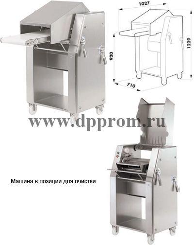 Шкуросъемная машина ADW400 - фото 40253