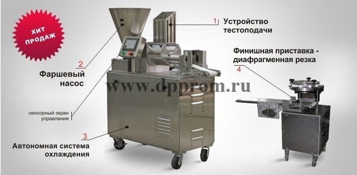 Автомат ЭКСТРО с диафрагменной резкой - фото 40675