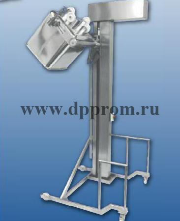 Подъёмник-опрокидыватель L 25 - фото 40800
