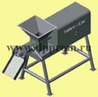 Пресс механической обвалки У-400/10 - фото 40986