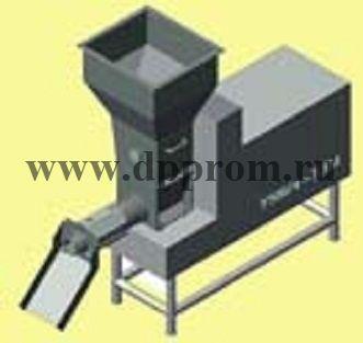 Пресс механической обвалки У-500/10 - фото 40987
