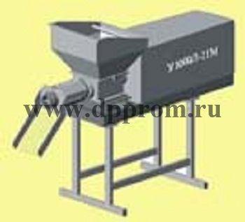 Пресс механической обвалки У-1000/6 - фото 40988