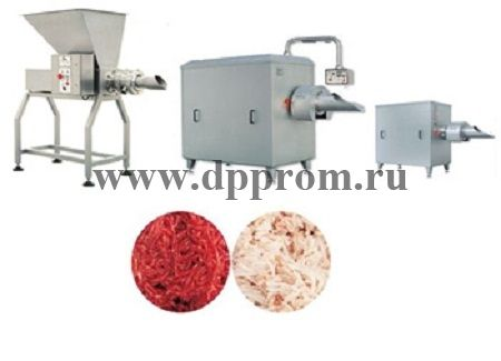 Пресс механической обвалки мяса LIMA RM 400 D - фото 41023