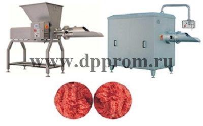 Сепаратор механической обвалки мяса LIMA RM 400 DS