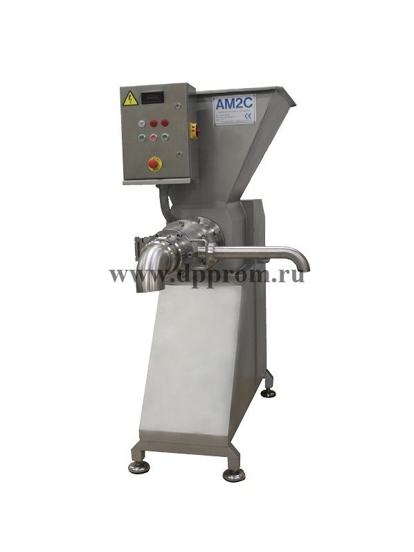 Пресс (Сепаратор) механической обвалки SM 210 - фото 41042