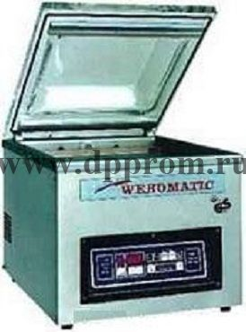 Вакуумный упаковщик WEBOMATIC E-15 HLD