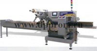 Горизонтальная упаковочная машина ILAPAK Carrera 1000PC Flow-Pack (флоупак)