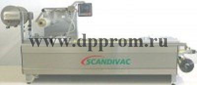 Вакуум-термоформовочная упаковочная линия SCANDIVAC APM 5000