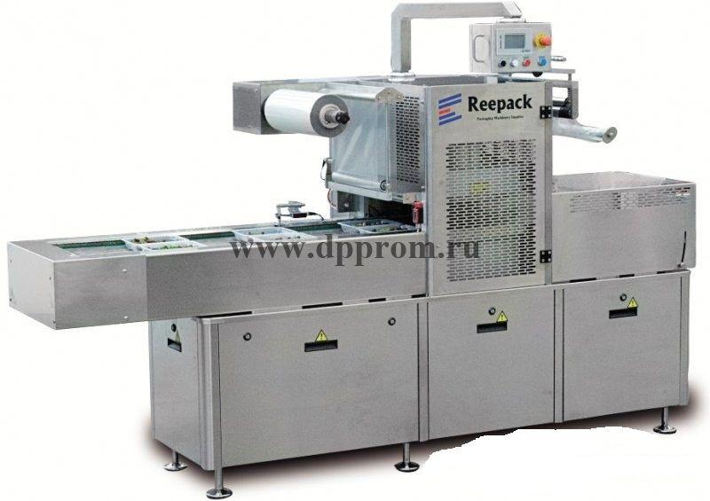 Автоматический запайщик лотков Reepack Reeflex 150 Basic