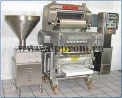 Пельменный аппарат A-540 с вакуумным насосом - фото 42060