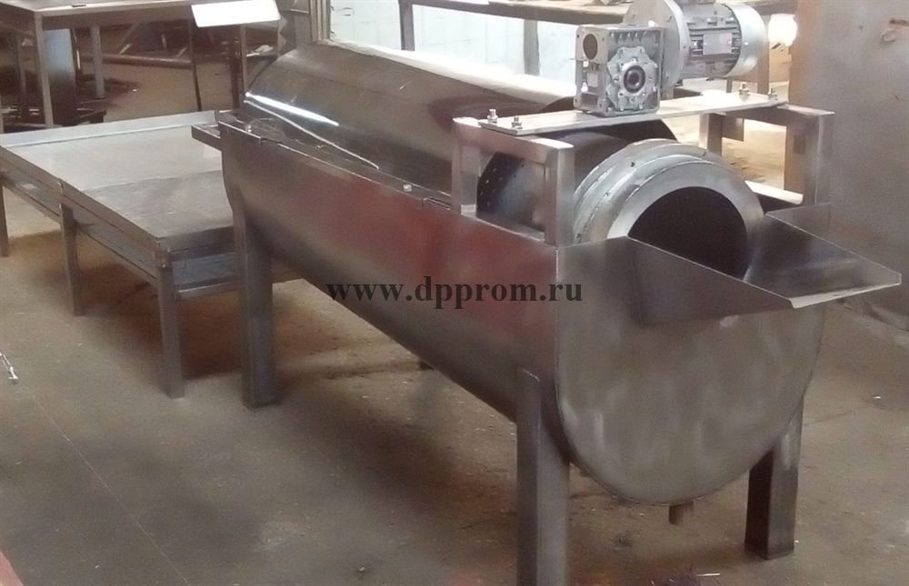 Машина для мойки субпродуктов МСп-1-450 - фото 42338