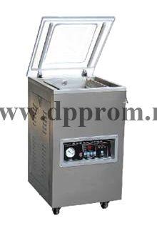 Вакуумный упаковщик DZ-400/2HB FoodAtlas Eco DPP (камера 420x440x300мм)