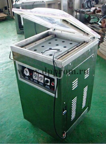 Вакуумный упаковщик DZ-400I FoodAtlas Pro DPP (мех. панель)