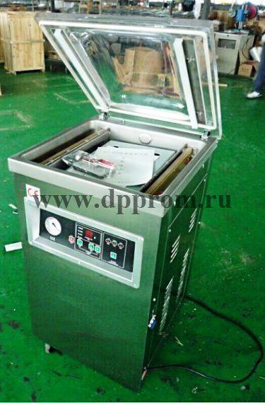 Вакуумный упаковщик DZ-400II FoodAtlas Pro DPP (электро. панель)