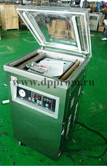 Вакуумный упаковщик DZ-500II FoodAtlas Pro DPP (электро. панель)