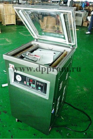 Вакуумный упаковщик DZQ-400II FoodAtlas Pro DPP (аэрация, электро. панель)