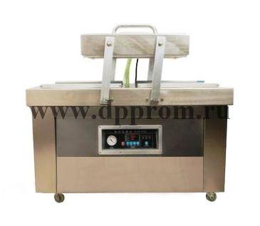 Вакуумный упаковщик DZQ-400/2SC FoodAtlas Eco DPP