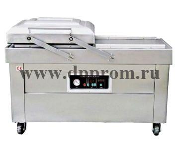Вакуумный упаковщик DZQ-500/2SB FoodAtlas Pro DPP (аэрация)