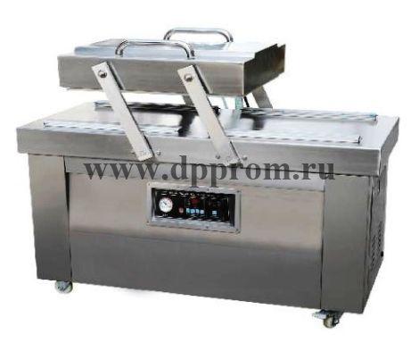 Вакуумный упаковщик DZQ-500/2SC FoodAtlas Eco DPP