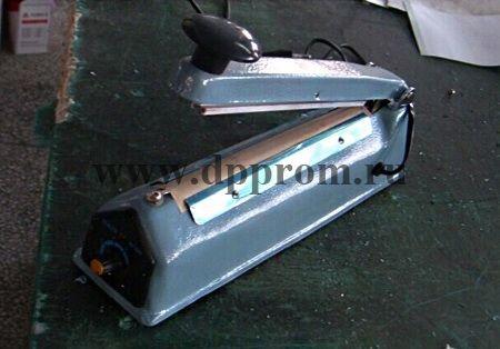 Запаиватель пакетов ручной PFS-400 FoodAtlas Pro (металл, 2 мм.)