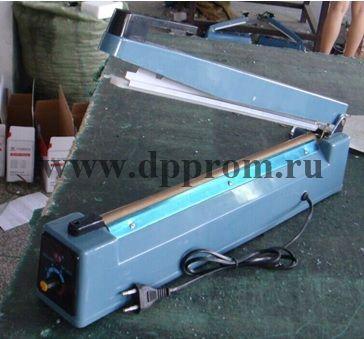 Запаиватель пакетов ручной PFS-400 FoodAtlas Pro (пластик, 2 мм.)
