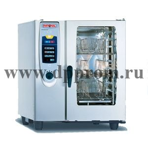 ПАРОКОНВЕКТОМАТ RATIONAL SELFCOOKINGCENTER SCC101 ТЕРМОКЕРН SOUS-VIDE