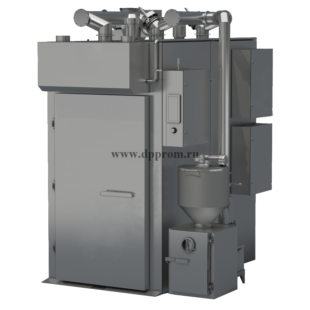 Термокамеры коптильно-варочные с газовым разогревом ДПП