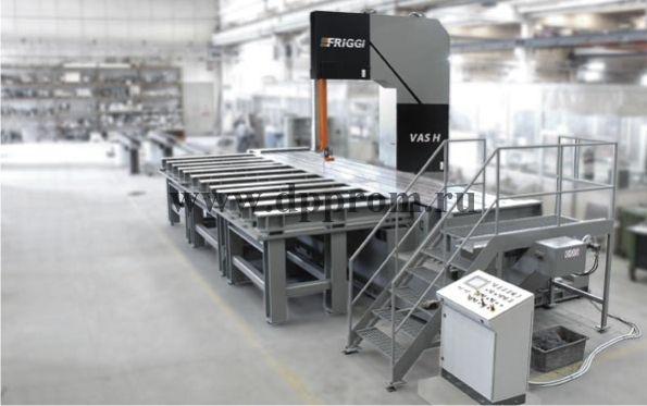 Cтанок для резки металла VAS H 2500х650x900