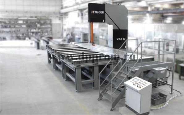 Cтанок для резки металла VAS H 3000х1500x1200
