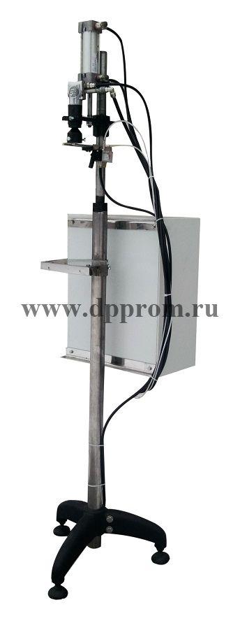 Пробочный укупор пневматический марки ПУ 1500 (ПЭТ для закручивающейся пробки)