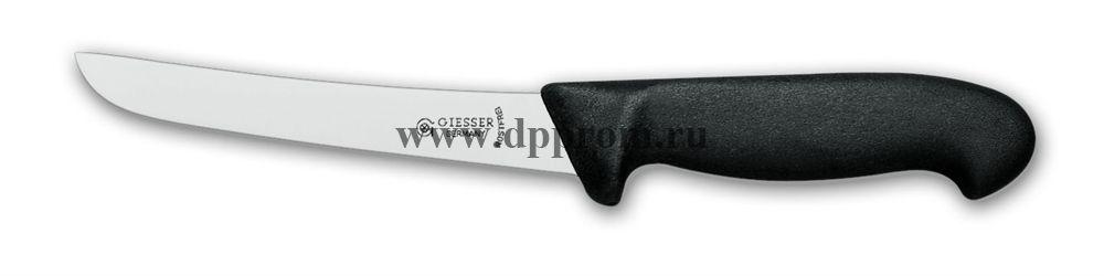 Нож обвалочный 2605 15 см черный