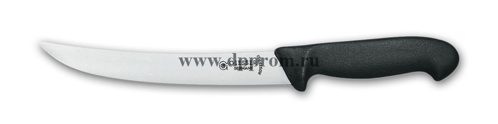 Нож разделочный 2005 25 см черный