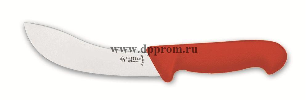 Нож разделочный 2405 16 см красный