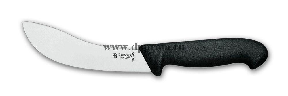 Нож разделочный 2405 18 см черный