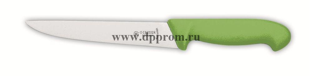 Нож разделочный 3005 16 см зеленый