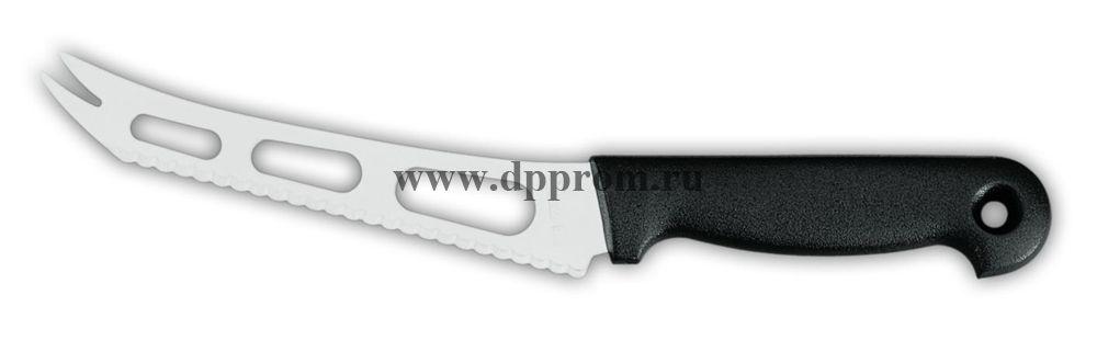Нож для сыра 9655sp 15 см черный