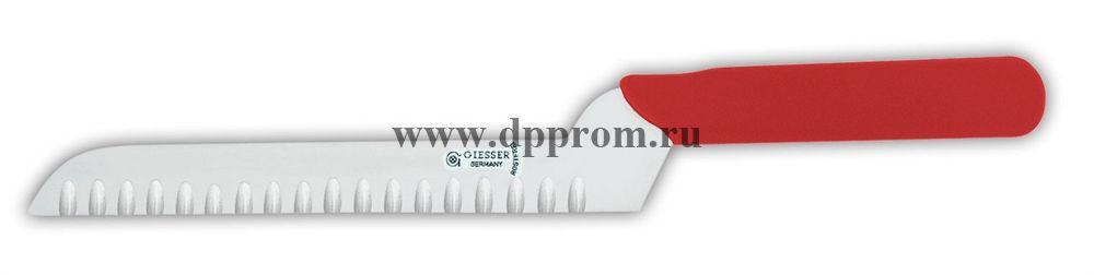 Нож для сыра 9605ww 20 см красный