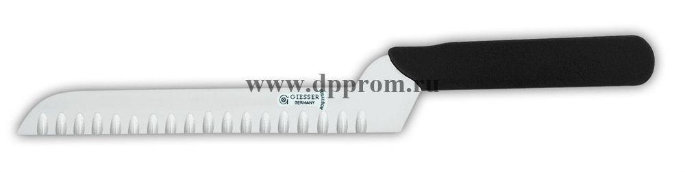 Нож для сыра 9605ww 26 см черный