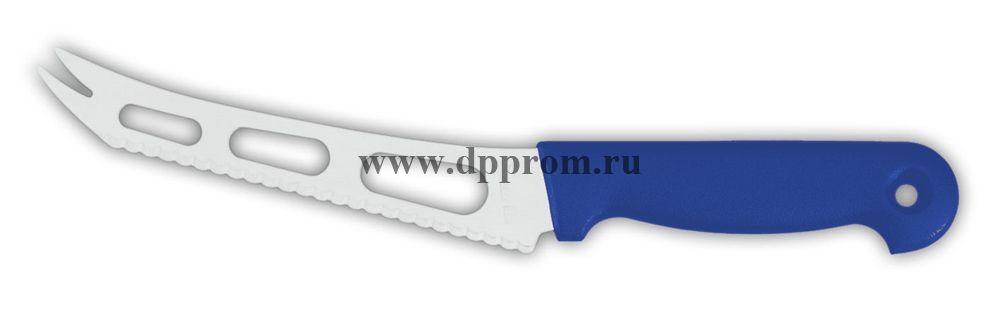 Нож для сыра 9655sp 15 см синий