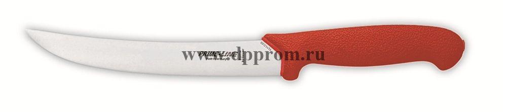 Нож Prime Line 12200 22 см красный