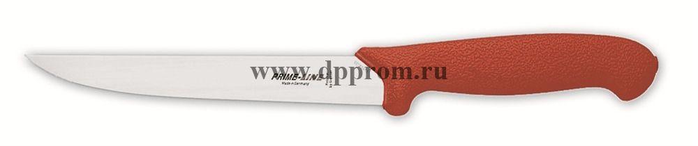 Нож Prime Line 12300 16 см красный
