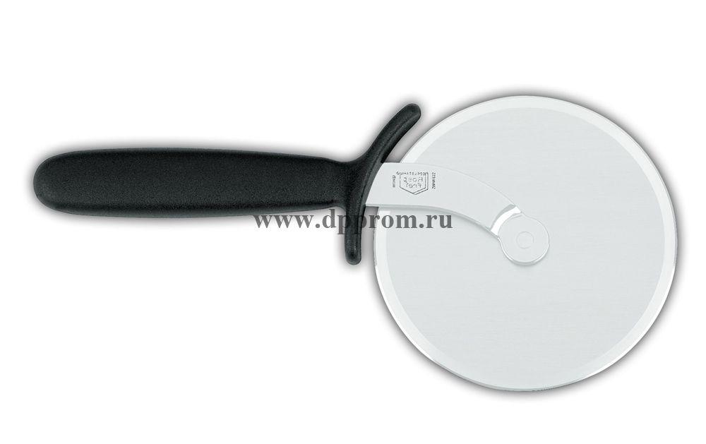 Нож для пиццы 9491 диаметр 12 см черный