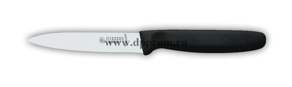Нож овощной 8315sp 10 см черный